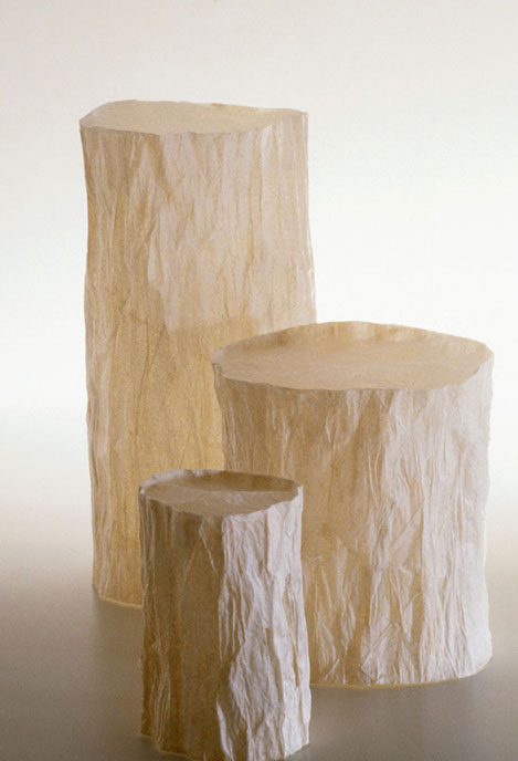 Trunks, 2001, 10 x 10 x 15 in