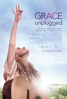 GRACE UNPLUGGED   On Set Sound Mixing | On Set Color | On Set Data Management