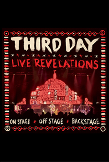 THIRD DAY LIVE REVELATIONS On Set Sound Mixing