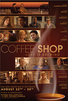 COFFEE SHOP On Set Sound Mixing | On Set Color | On Set Data Management | Color | Visual Effects