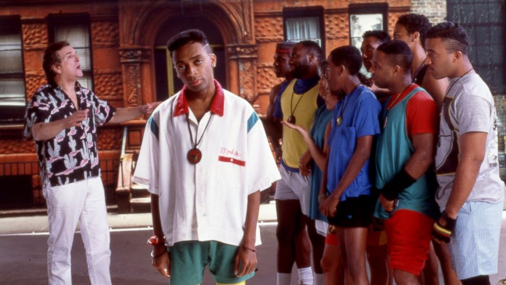 Do the Right Thing...one of the best films of my generation.