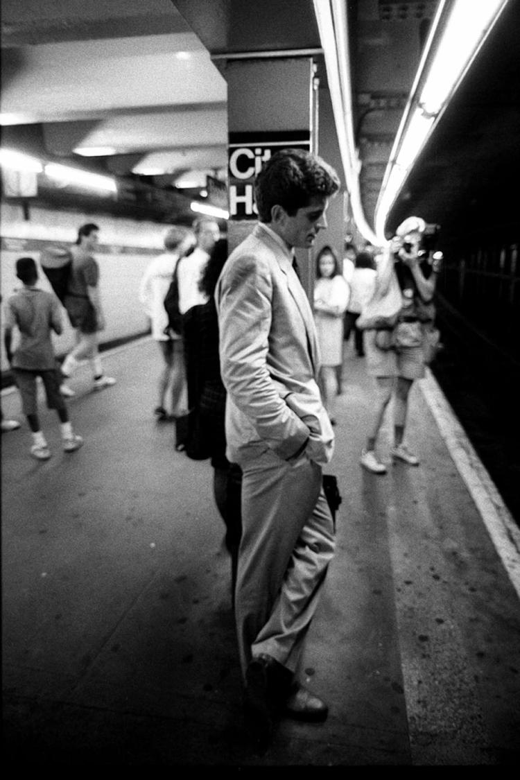 He roller-bladed, rode his bike, took the subway, yet JFK, Jr. was anything but ordinary.