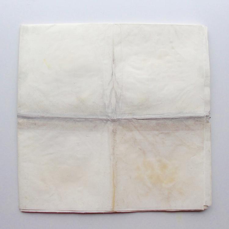 Natalia Jaime-Cortez, Sans-titres, dessin sur papier, 35×35 cm, 2015