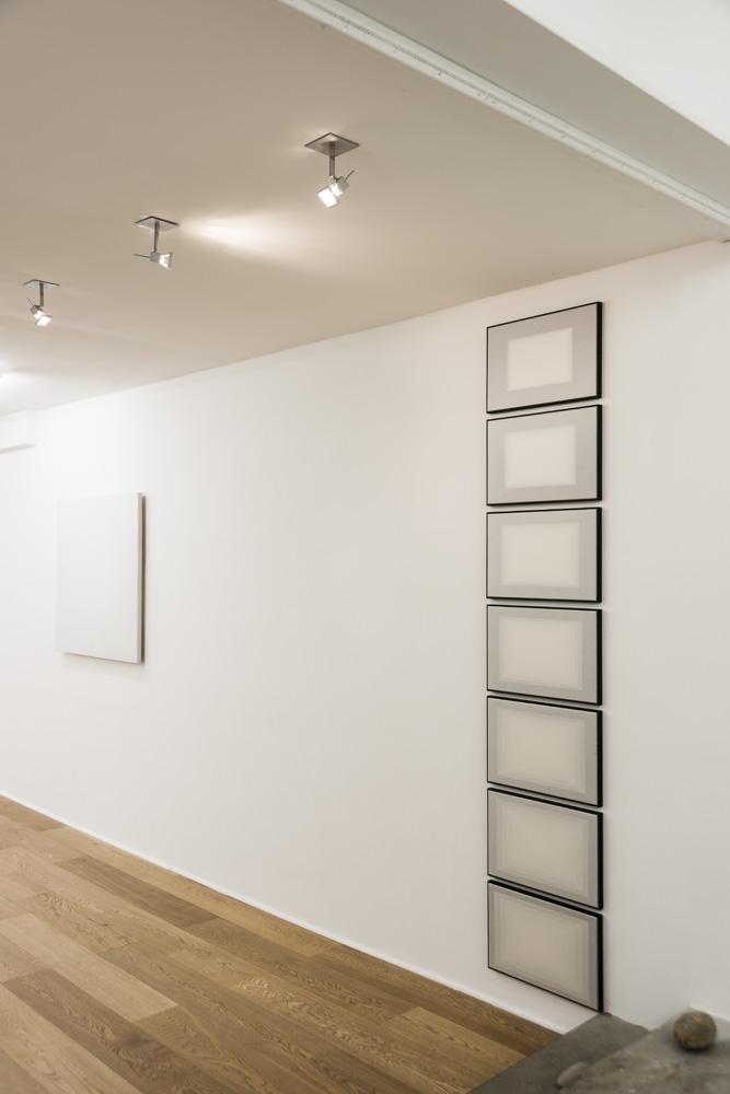 "Jörg GESSNER, exposition ""La feuille d'ombre"" du 12 mars au 30 avril 2016.Galerie Fatiha Selam"