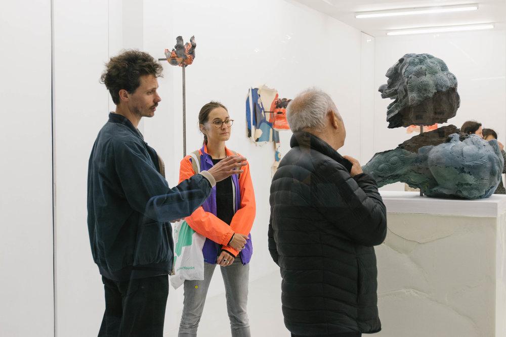 Ken Sortais à la Under Construction gallery ©gaelle matata.jpg