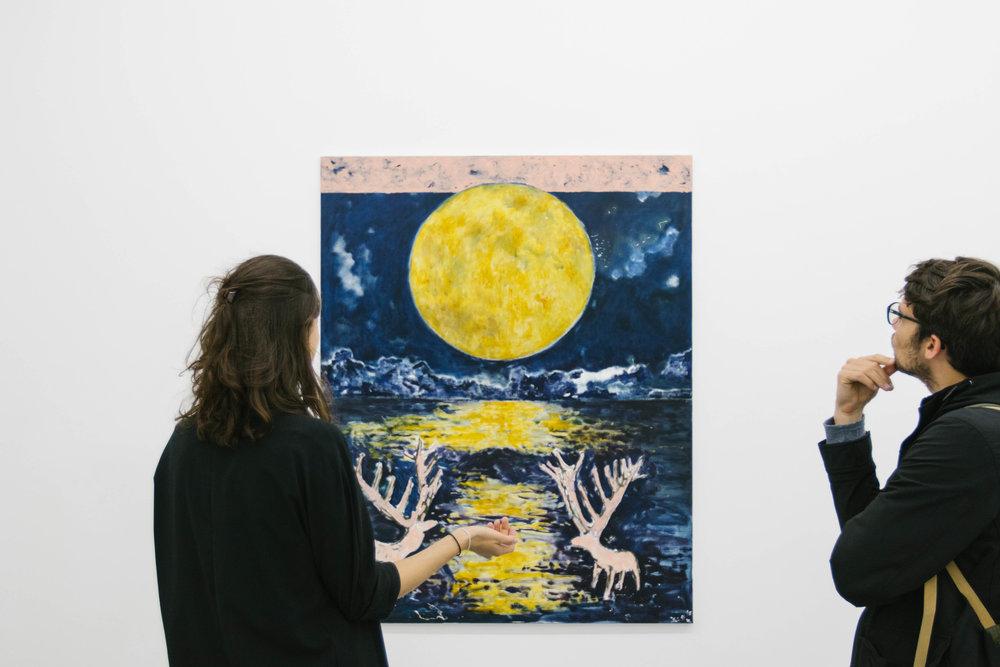 Oeuvre de Werner Büttner à la galerie Eva Meyer ©gaelle matata.jpg