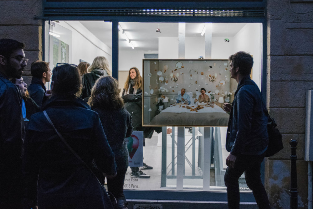 Visite à la galerie Charron Visite Arty Mini, rencontre avec Ody Saban, galerie Corcia ©gaelle matata.jpg