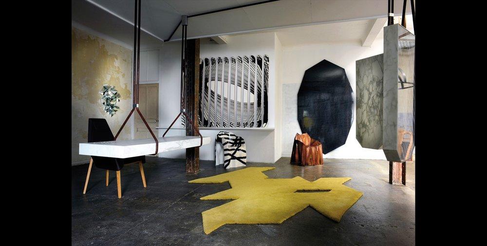 Galerie Armel Soyer - 19 Rue Chapon, 75003 Paris