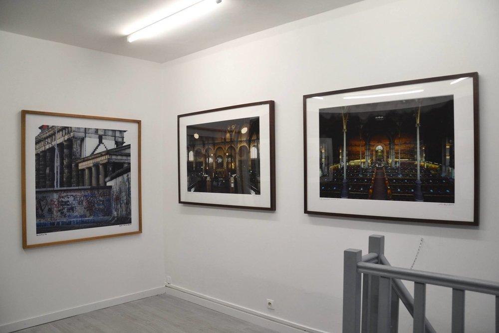 Galerie Charron - 43 rue Volta, 75003 Paris