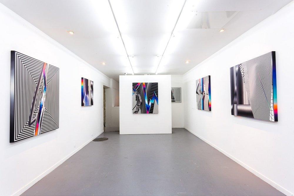 Galerie Lebenson - 56 rue Chapon, 75003 Paris