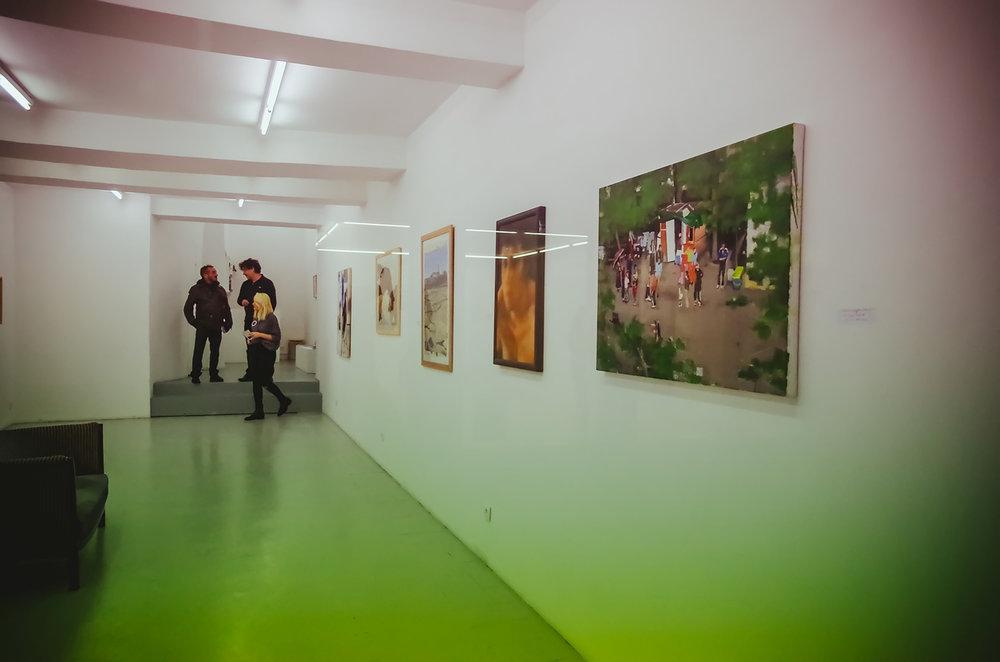 Galerie Placido - 41 rue Chapon, 75003 Paris