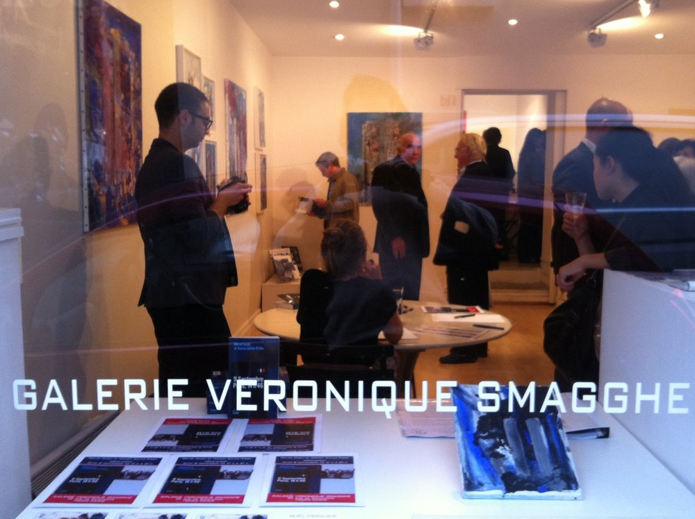 Galerie Véronique Smaaghe - 10 rue Saintonge, 75003 Paris