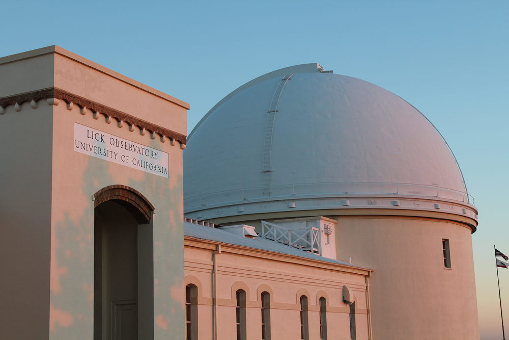 Learn More About Lick Observatory