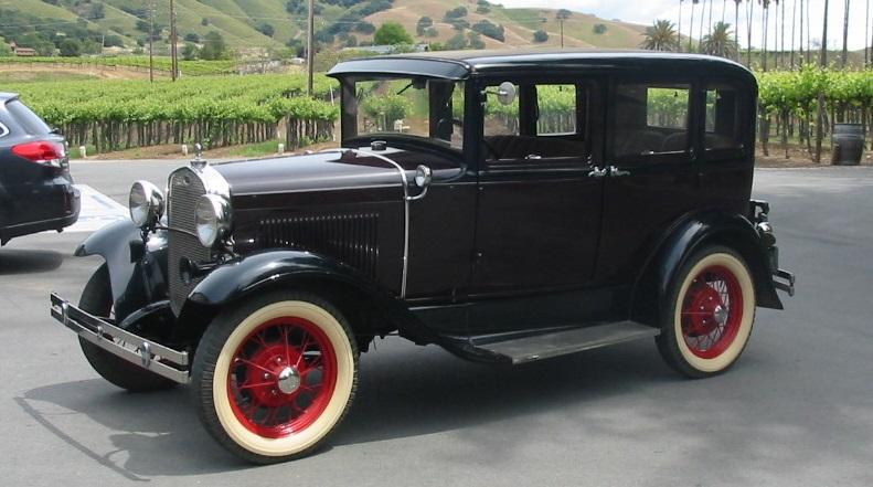 Member 39 s vehicles valle del sur aaca for 1930 plymouth 4 door sedan