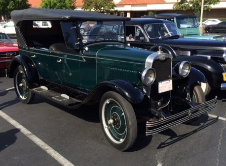 1922 Ford Model A