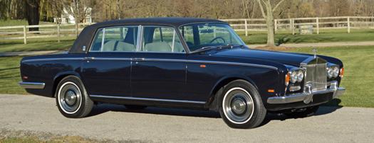 1970 Rolls Royce Silver Shadow LWB