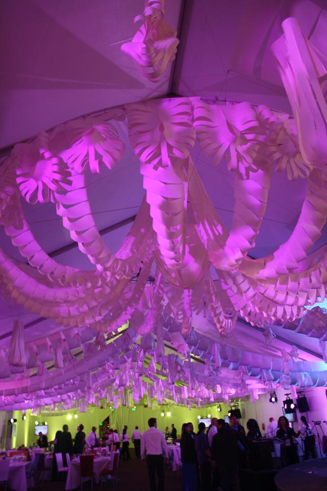 Inaugural Gala Festivities Designs