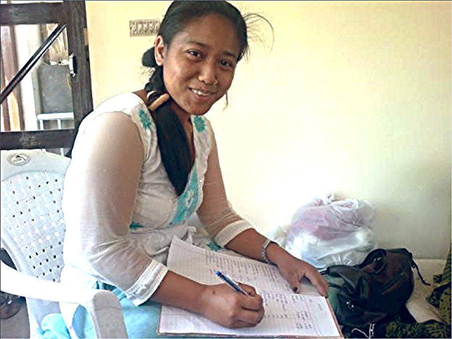 Jamuna Thapa Magar
