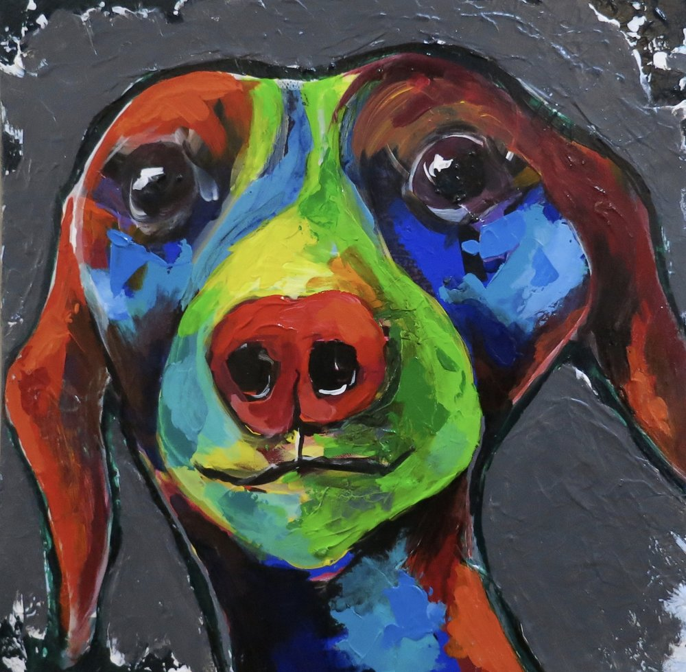 New Paintings -