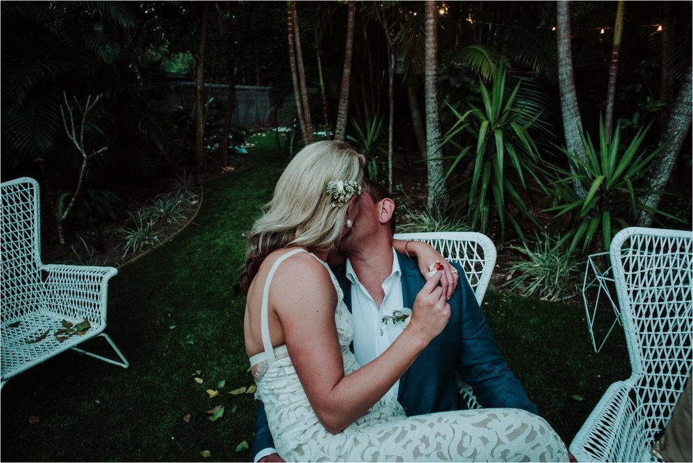 Byron Bay wedding venue couple