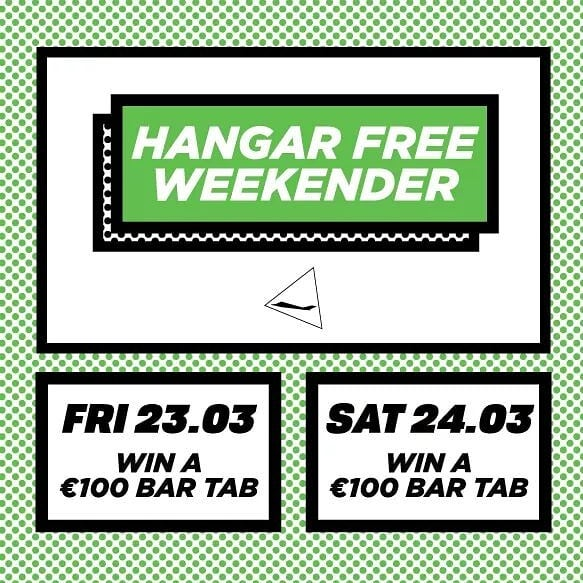 Free weekend with €100 Bar Tab competition up for grabs. Visit our FB page to enter ⛷