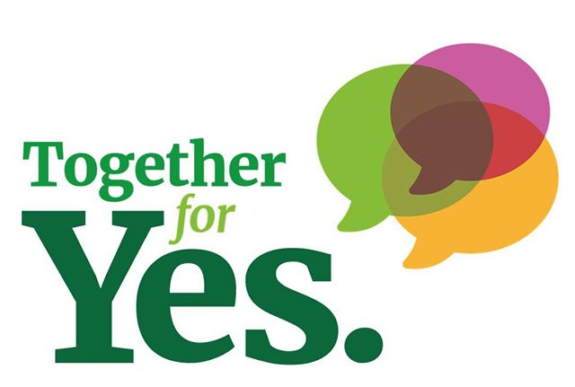 This evening @together4yes will have a pop up shop in hangar 5:30-6:30pm!