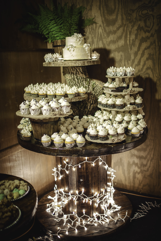 R cake and cupcakes.jpg