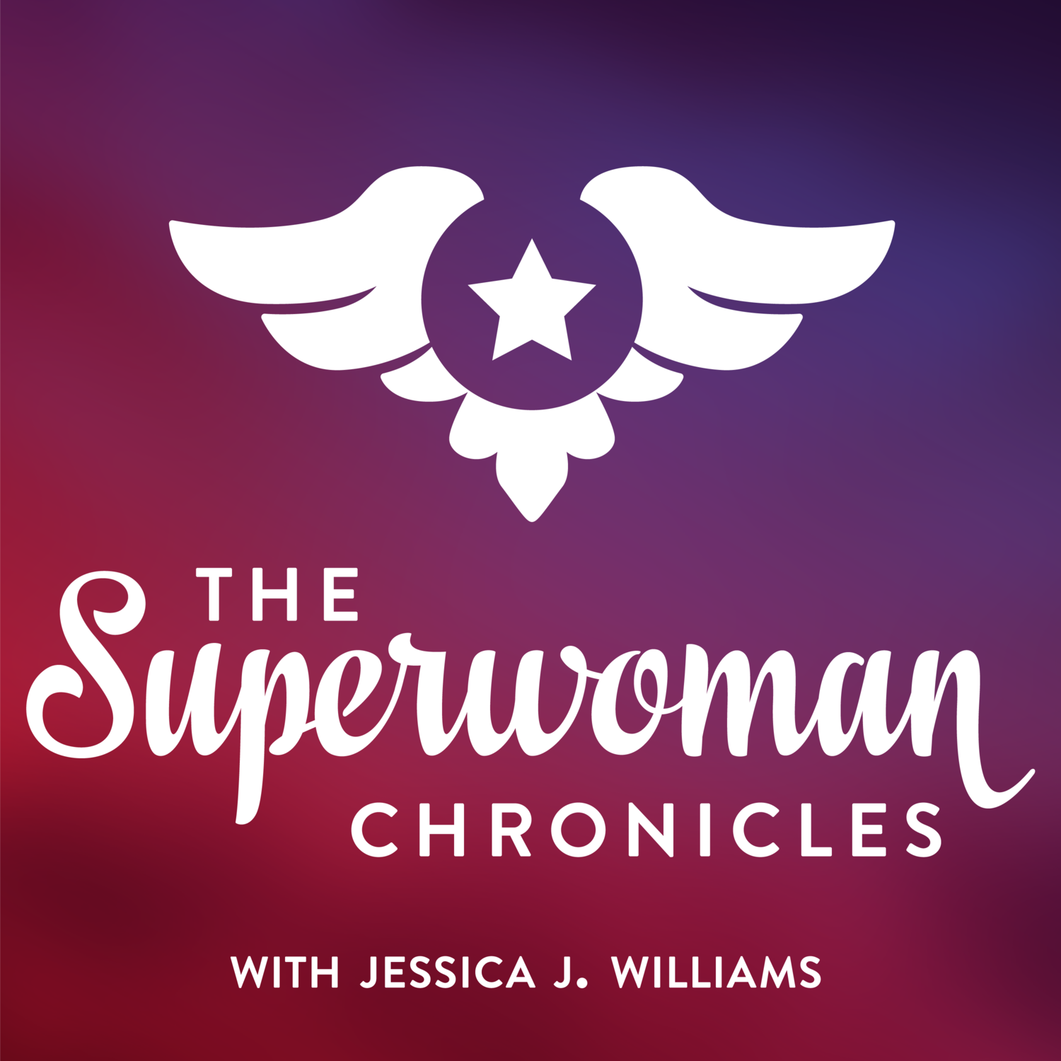 The Superwoman Chronicles - The Superwoman Project Logo