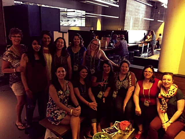 The Superwoman Project Meetup at WDS 2016