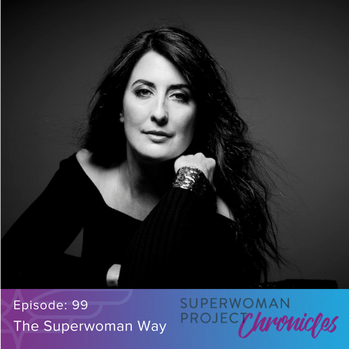 The Superwoman Way Podcast Episode