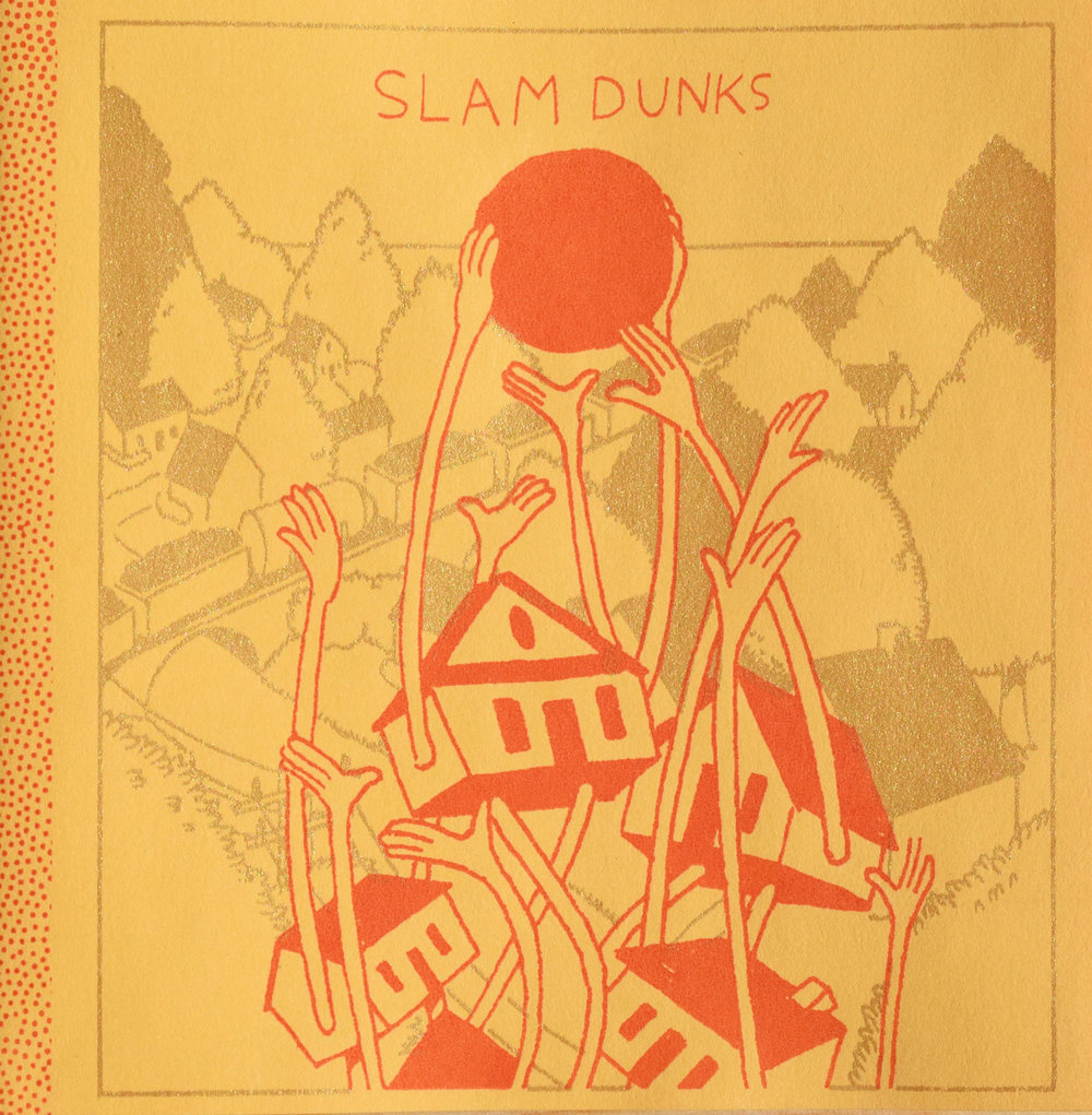 Slam Dunks / 2015 / 24 Pages