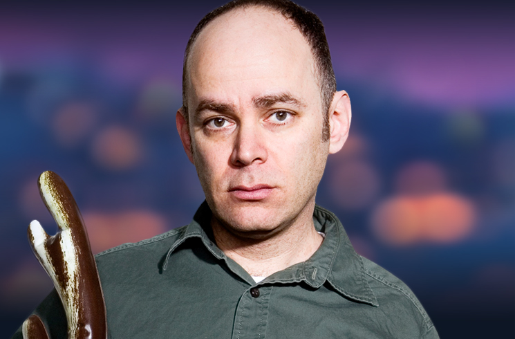 Todd Barry Through The Looking Glass