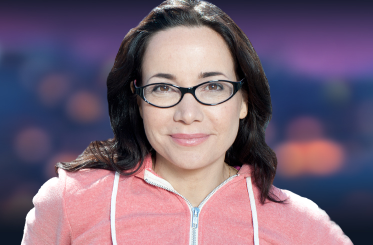 Janeane in MTL