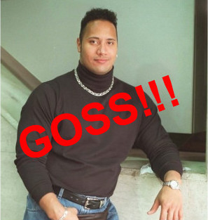 The Rock Hot Goss