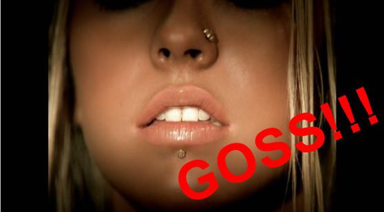 Xtina Dirrty Hot Goss