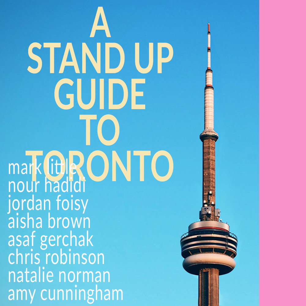 a stand up guide to toronto