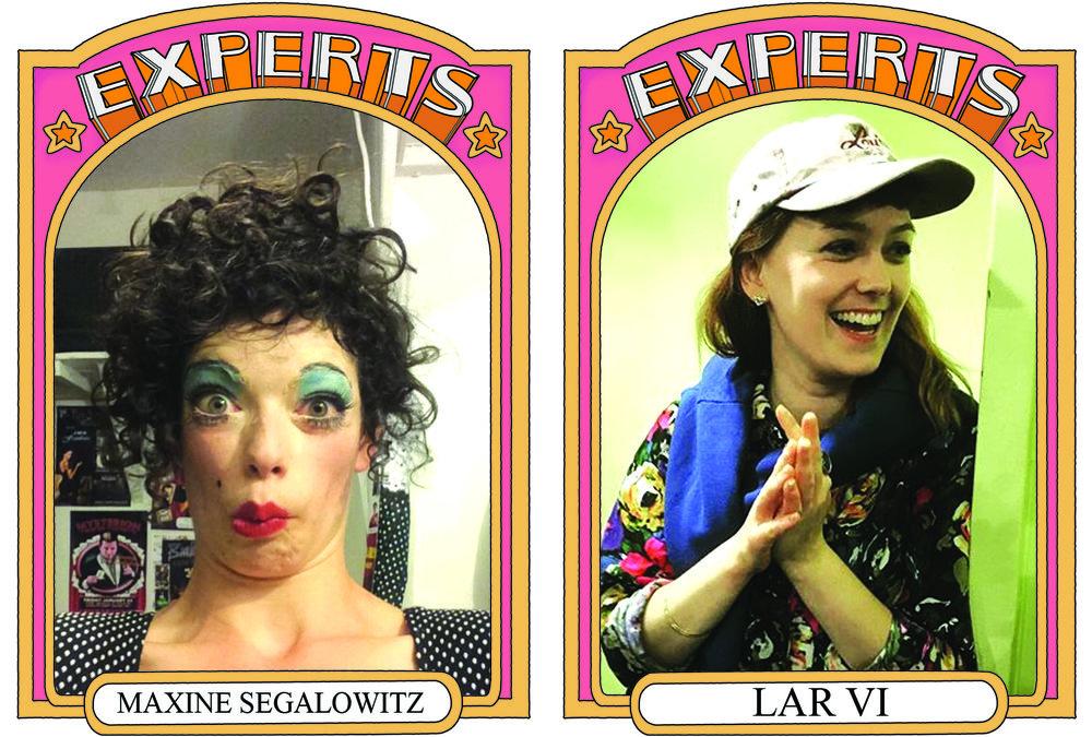 experts podcast maxine segalowitz lar vi