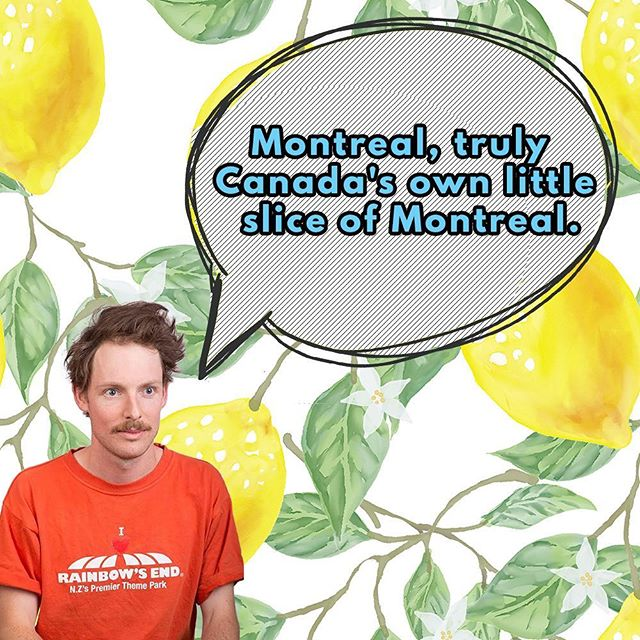 So true! Don't miss @guy_mont this weekend at @loic. Save 💰💰💰and get advance tix at www.brunchckub.ca. . . . . #comedy #show #standup #mtl #montreal #bar #live #fun