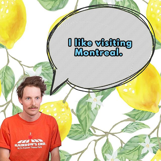 Tonight! @guy_mont at @bar_loic 8:30pm . . . . . #comedy #standup #comedyshow #live #event #mtl #funtimes #comedians #lol