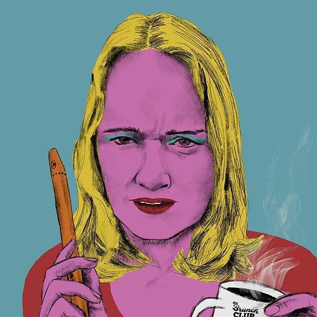 Tonight we present UK comic @stephanielaingcomedian's brilliant show 'Quitter'! Info in bio. . . . . . . #comedy #show #toronto #liveevents #standup #burdock #tonight #entertainment