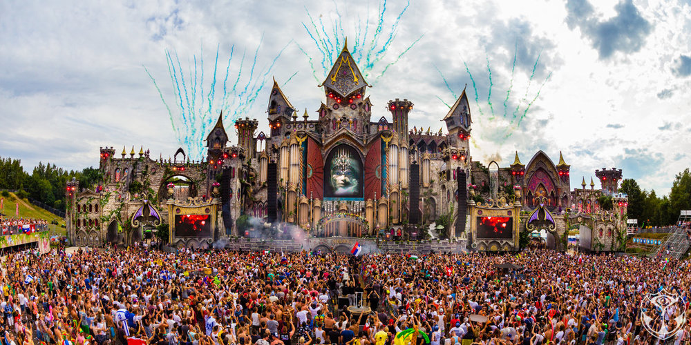 photo credit: Tomorrowland
