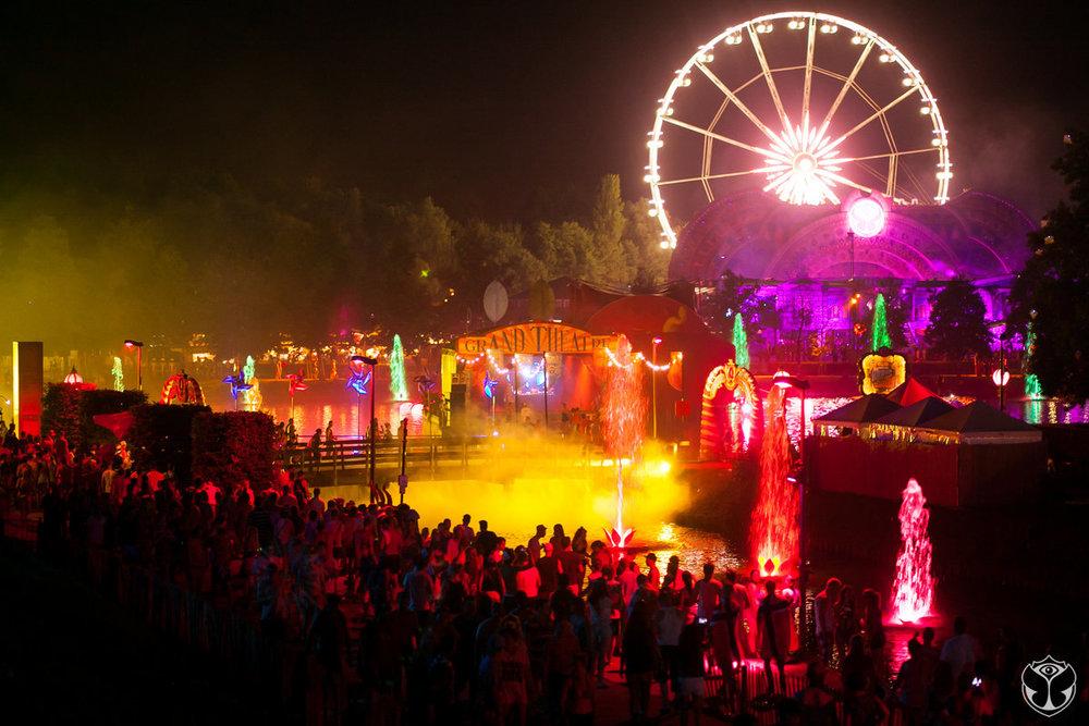 photo credit: Tomorrowland