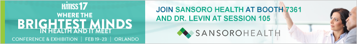 Sansoro Health at HIMSS 17