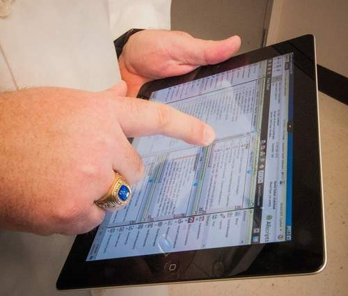 Real-Time Electronic Medical Records