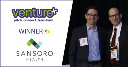 Sansoro Health Venture Competition Winner
