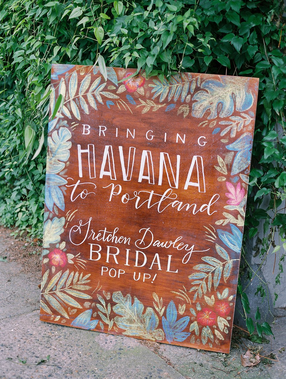 1950s Havana X Portland