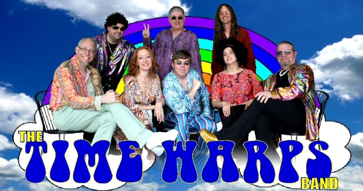 THE TIME WARPS BAND (70s & 80s)