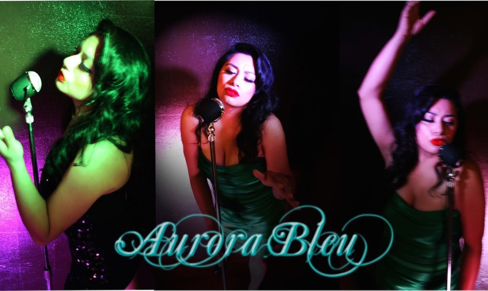 AURORA BLEU (Vintage Swing, Jazz, Rockabilly)