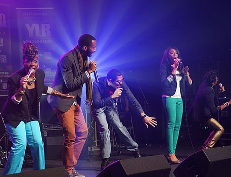 THE LEVITES (Gospel Choir, Contemporary, Jazz, Soul)