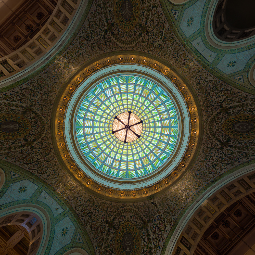 Tiffany Dome